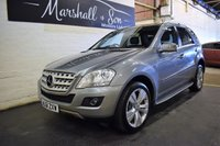 USED 2011 61 MERCEDES-BENZ M CLASS 3.0 ML350 CDI BLUEEFFICIENCY SPORT 5d AUTO 231 BHP LOVELY CONDITION THROUGHOUT - MERCEDES HISTORY TO 85K