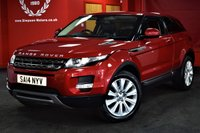 USED 2014 14 LAND ROVER RANGE ROVER EVOQUE 2.2 SD4 PURE TECH 3d 190 BHP AUTO
