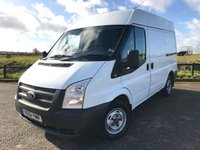 USED 2011 61 FORD TRANSIT 2.2 280 1d 99 BHP 1 Owner!