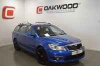 2013 SKODA OCTAVIA 2.0 BLACKLINE VRS TDI CR DSG 5d AUTO 170 BHP £7995.00