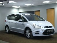 USED 2014 14 FORD S-MAX 2.0 TITANIUM TDCI 5d AUTO 138 BHP+++++STUNNING 7 SEATER FAMILY CAR ++++++