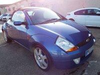 2003 FORD STREET KA 1.6 8V LUXURY 2d 94 BHP £750.00