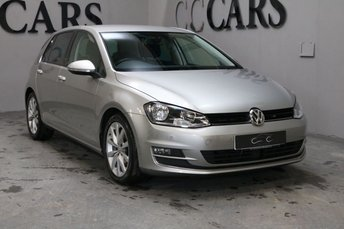 2013 VOLKSWAGEN GOLF 2.0 GT TDI BLUEMOTION TECHNOLOGY 5d 148 BHP £9795.00