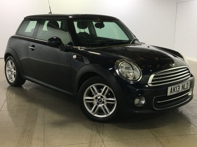 View our 2013 13 MINI HATCH COOPER 1.6 COOPER 3d 122 BHP