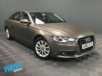 USED 2012 62 AUDI A6 2.0 TDI SE 4d AUTO  * 0% Deposit Finance Available