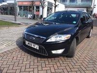 2009 FORD MONDEO 2.0 GHIA TDCI 5d AUTO 140 BHP £4990.00