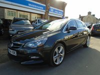 USED 2014 64 VAUXHALL ASTRA 1.4 LIMITED EDITION 5d 140 BHP