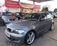 USED 2009 09 BMW 1 SERIES 2.0 116I M SPORT 5d 121 BHP