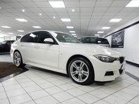2014 BMW 3 SERIES 320D XDRIVE M SPORT 181 BHP £14450.00