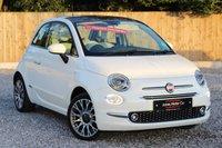2016 FIAT 500 1.2 LOUNGE 3d 69 BHP £7995.00