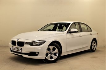 2012 BMW 3 SERIES 2.0 320D EFFICIENTDYNAMICS 4d AUTO 161 BHP £9485.00