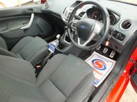 USED 2011 FORD FIESTA 1.6 ZETEC S 3d 118 BHP