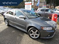 2012 VOLVO S40 2.0 R-DESIGN EDITION 4d 143 BHP £7000.00