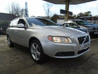 USED 2008 58 VOLVO V70 2.4 D5 S 5d 183 BHP