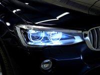 USED 2014 64 BMW X3 3.0 XDRIVE30D SE 5d AUTO 255 BHP [HUGE SPEC] £14,330 OF OPTIONS •HUGE SPEC!
