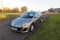 USED 2009 59 MAZDA 3 1.6 TS D 5d 109 BHP Alloys,Air Con,£30 Road Tax 64mpg