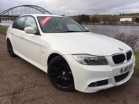 USED 2010 10 BMW 3 SERIES 2.0 320D M SPORT BUSINESS EDITION 4d AUTO 181 BHP **STUNNING AUTOMATIC M SPORT**