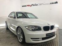 2010 BMW 1 SERIES 2.0 118D SPORT 2d 141 BHP £6995.00