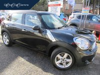 2013 MINI COUNTRYMAN 1.6 ONE 5d 98 BHP £9000.00