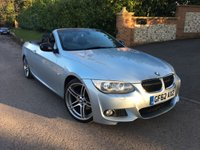 USED 2012 BMW 3 SERIES 2.0 320D SPORT PLUS EDITION 2d AUTO 181 BHP CONVERTIBLE PLEASE CALL TO VIEW