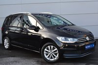 2016 VOLKSWAGEN TOURAN 1.6 SE FAMILY TDI BLUEMOTION TECHNOLOGY 5d 114 BHP £18250.00
