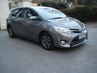 USED 2014 64 TOYOTA VERSO 1.8 VALVEMATIC ICON 5d AUTO 145 BHP 7 SEATS**TOYOTA S/HISTORY**1 OWNER**HPI**LOW MILEAGE