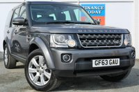 USED 2014 63 LAND ROVER DISCOVERY 3.0 SDV6 5d AUTO with Leather Interior and Sat Nav ONE REGISTERED KEEPER
