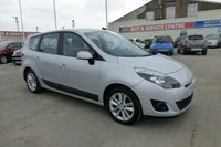 2010 RENAULT GRAND SCENIC 1.4 I-MUSIC TCE 5d 129 BHP £3795.00