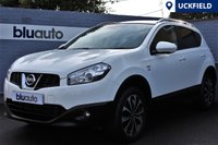 2012 NISSAN QASHQAI 1.6 N-TEC PLUS IS DCIS/S 5d 130 BHP £10960.00