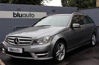 2013 MERCEDES-BENZ C 220 2.1 CDI BLUE EFFICIENCY AMG SPORT 5d AUTO 168 BHP £14460.00
