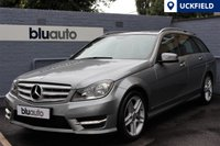 2013 MERCEDES-BENZ C 220 2.1 CDI BLUE EFFICIENCY AMG SPORT 5d AUTO 168 BHP £14460.00
