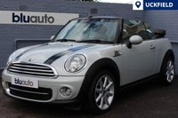 2014 MINI CONVERTIBLE 1.6 COOPER D HIGHGATE 2d 110 BHP £12950.00