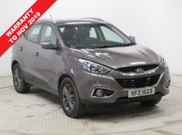 USED 2014 64 HYUNDAI IX35 1.7 SE CRDI 5d 114 BHP ***1 owner, Full service History, Heated Front seats, Air Con, Bluetooth and comes with a free RAC Warranty***