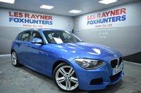 2012 BMW 1 SERIES 2.0 116D M SPORT 5d 114 BHP £9999.00