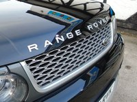 USED 2011 11 LAND ROVER RANGE ROVER SPORT 3.0 TDV6 AUTOBIOGRAPHY 5d AUTO 245 BHP