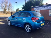 USED 2011 11 CITROEN C3 1.6 HDI EXCLUSIVE 5d WITH SERVICE HISTORY LOW RATE FINANCE AVAILABLE APPLY ONLINE NOW NO DEPOSIT  FINANCE ARRANGED, APPLY HERE NOW