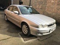 2001 JAGUAR X-TYPE 2.5 V6 4d 195 BHP £1890.00