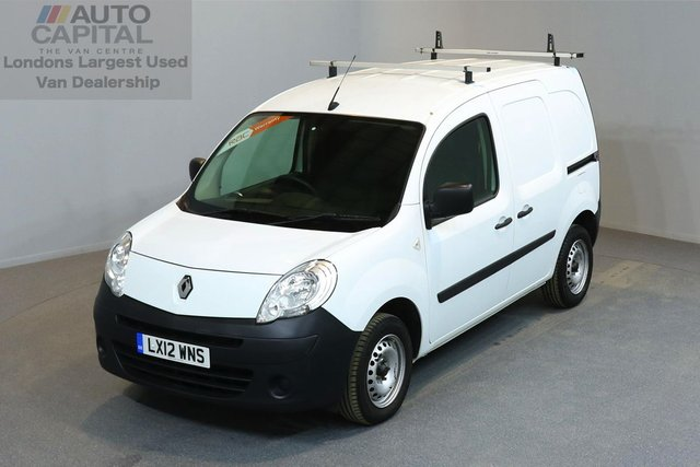 2012 12 RENAULT KANGOO 1.5 ML19 DCI 5d 90 BHP MWB BLUETOOTH ONE OWNER FROM NEW