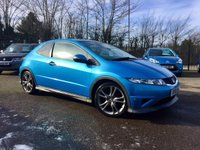 2010 HONDA CIVIC 1.3 I-VTEC TYPE S 3d   PART EXCHANGE TO CLEAR £4000.00