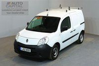USED 2012 12 RENAULT KANGOO 1.5 ML19 DCI 5d 90 BHP MWB BLUETOOTH ONE OWNER FROM NEW