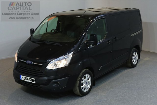 2014 64 FORD TRANSIT CUSTOM 2.2 290 LIMITED LR P/V 5d 124 BHP AIR CONDITION CRUISE CONTROL NAVIGATION ALLOY WHEEL ONE OWNER FROM NEW