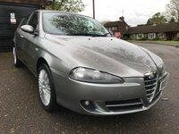 2007 ALFA ROMEO 147 1.9 JTDM 8V COLLEZIONE 3d 120 BHP £1490.00
