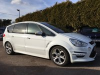 2011 FORD S-MAX 2.0 TDCI TITANIUM X SPORT 5d AUTOMATIC 163 BHP WITH SERVICE HISTORY  £11000.00