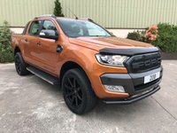2018 FORD RANGER PICKUP Wildtrak 3.2 TDCI £SOLD
