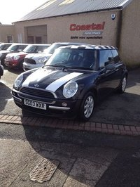 2003 MINI HATCH ONE 1.6 ONE 3d 89 BHP £1895.00