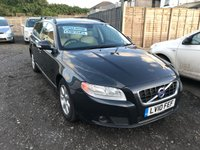 USED 2010 10 VOLVO V70 1.6 D DRIVE SE 5d 107 BHP JUST ARRIVED Full Main Dealer History-Leather Upholstery-Heated Seats