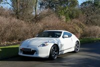 USED 2013 62 NISSAN 370Z 3.7 V6 GT EDITION 3d AUTO 328 BHP