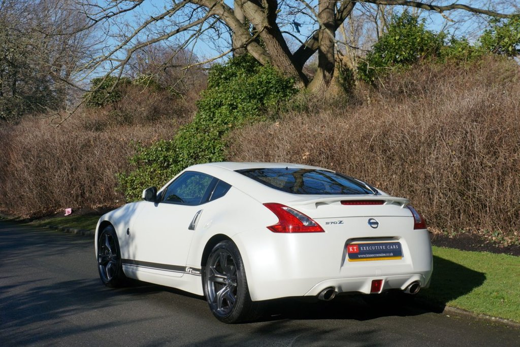 ... USED 2013 62 NISSAN 370Z 3.7 V6 GT EDITION 3d AUTO 328 BHP ...