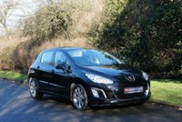 2013 PEUGEOT 308 1.6 E-HDI ACTIVE NAVIGATION VERSION 5d AUTO 112 BHP £5990.00