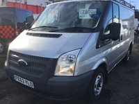 USED 2013 63 FORD TRANSIT 2.2 300 LR 1d 138 BHP. 1 OWNER